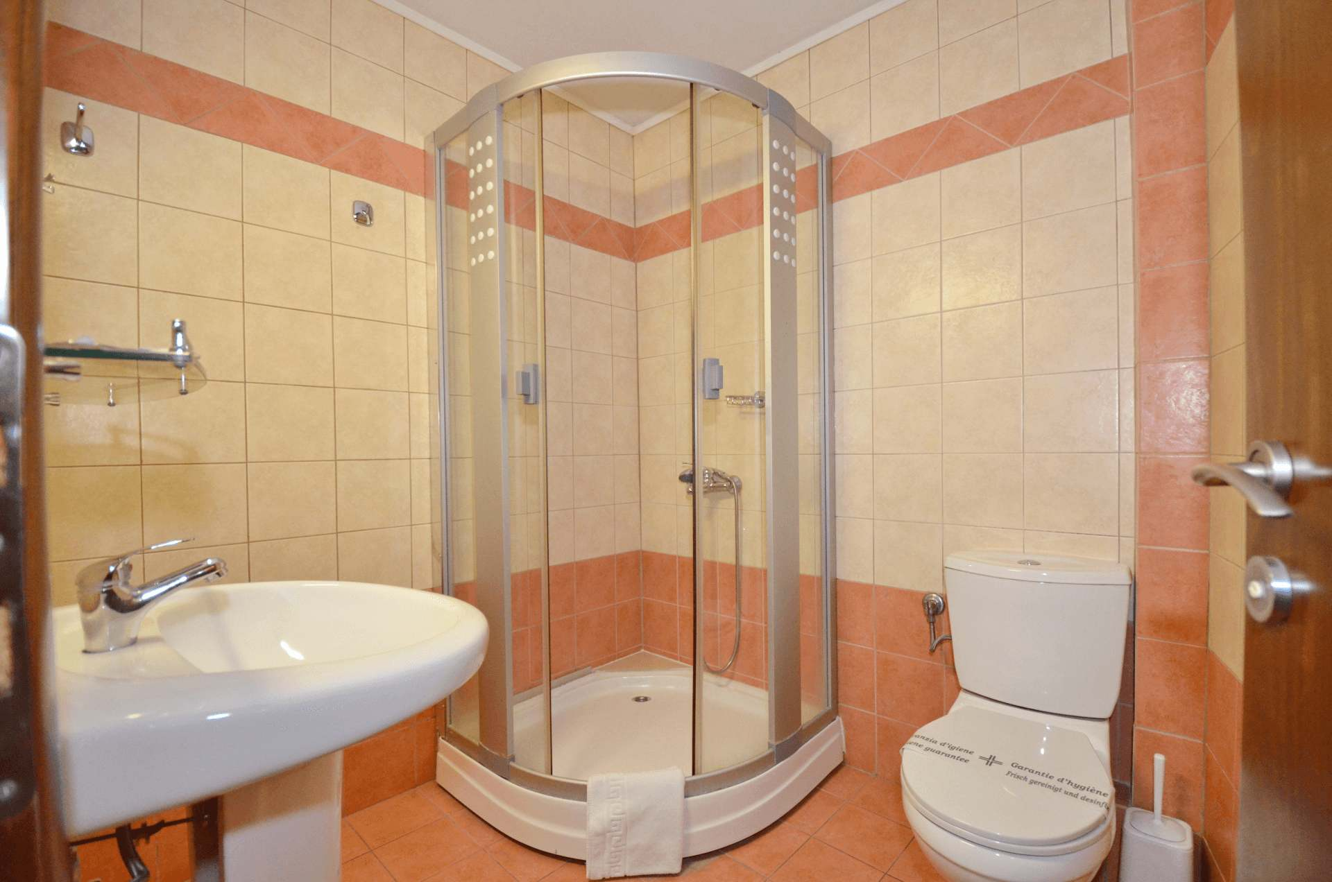 wc in Double Room