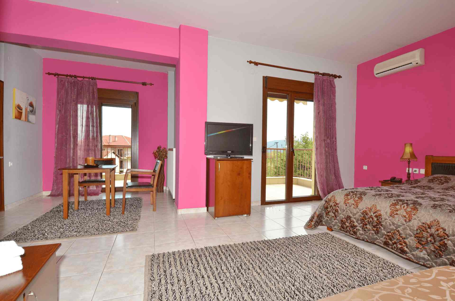 Family Rooms Loutraki Pella